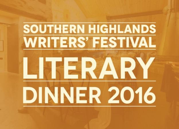 SHWF 2016 Literary Dinner