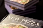 Stefano Manfredi's new book New Pizza. Photo by Greg Jackson.