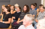 Audience members from the 2016 SHWF Program Launch. Photo by Greg Jackson.