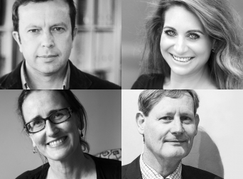 Jane McCredie, Benython Oldfield, Alison Green and Craig Munro will talk about Publishing at SHWF 2016